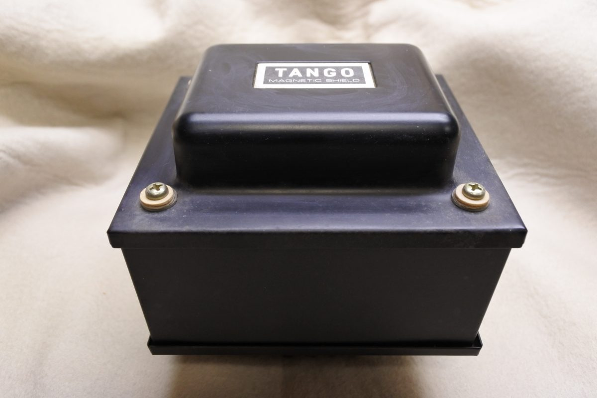 Tango MS-200CT-B Power transformer ¥54,000/Pair