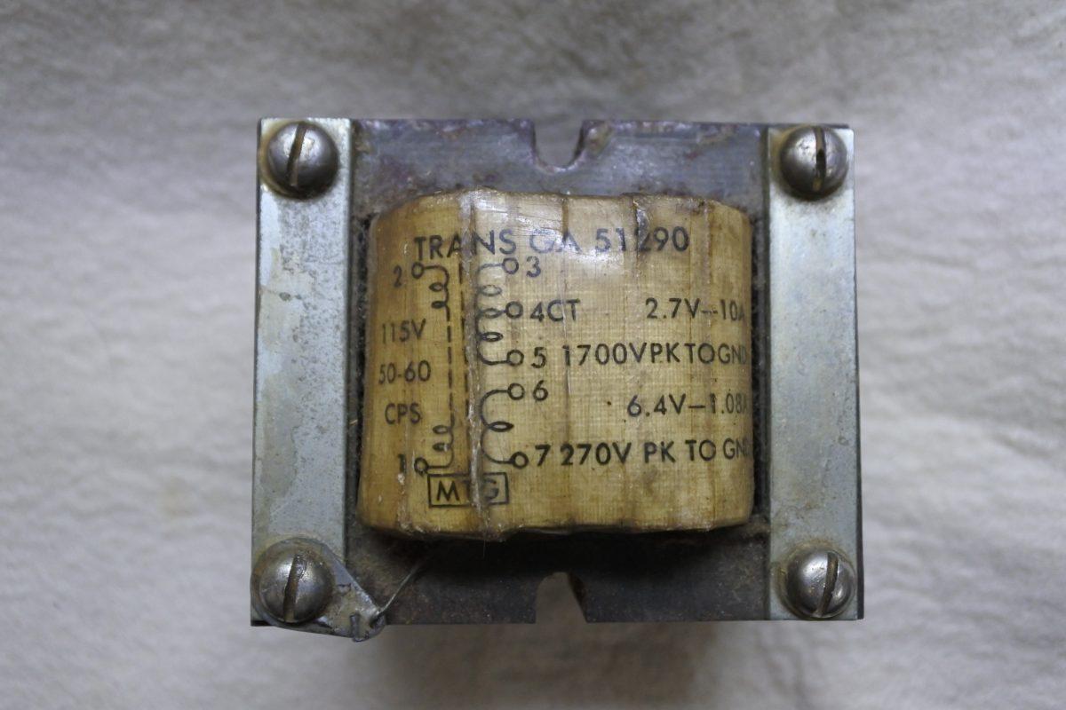Western Electric GA51290 Heater Transformer ¥16,500