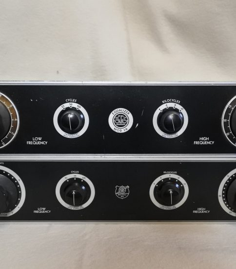 UTC 3A Equalizers ¥275,000/Pair
