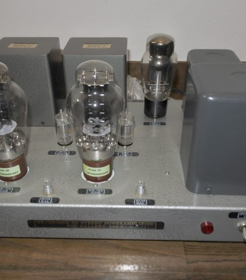 Custom made 300B single stereo Amplifier ¥Sold out!!
