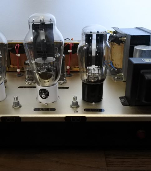 Custom made 300B single stereo Amplifier ② ¥162,000