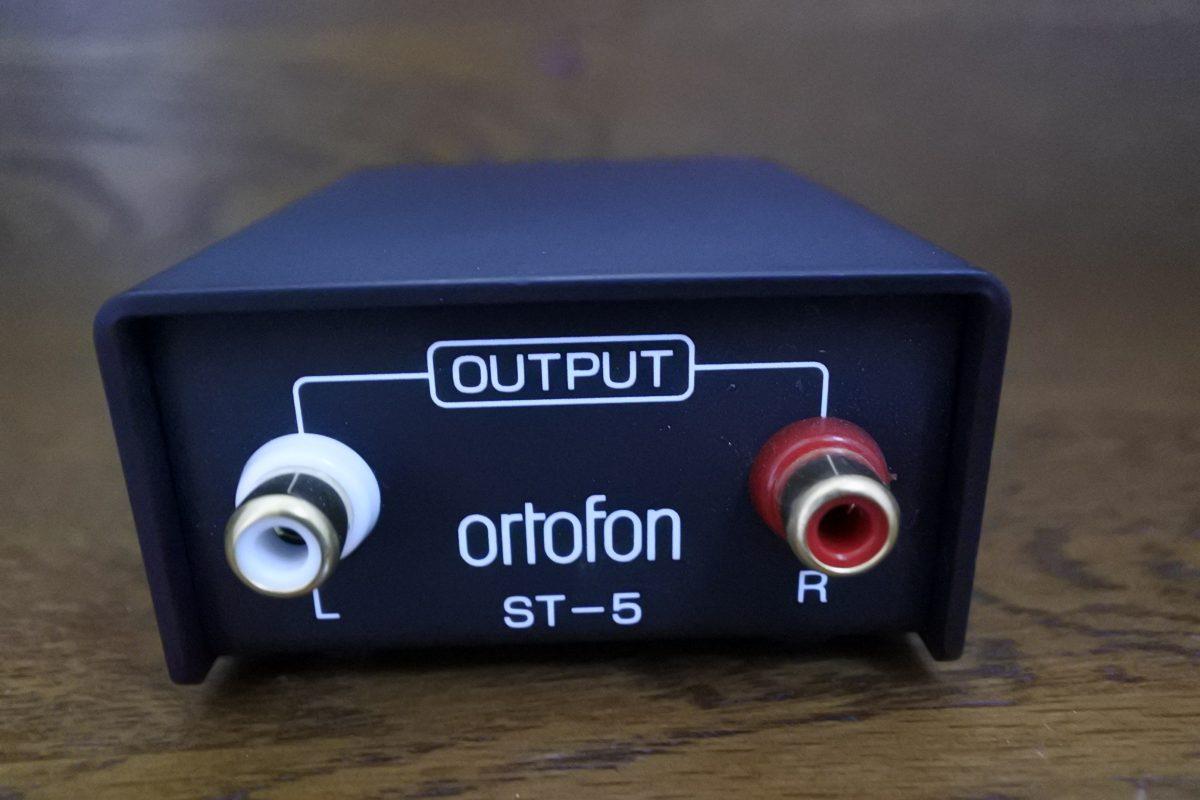 Ortofon ST-5 Stepup Transformer ¥Sold out!!