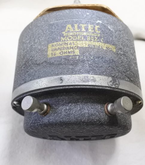 Altec 802C Driver Early type ¥220,000