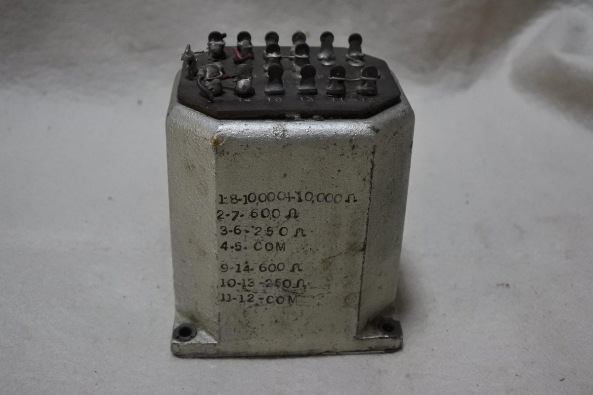 ADC Vintage type Line output transformer ¥66,000