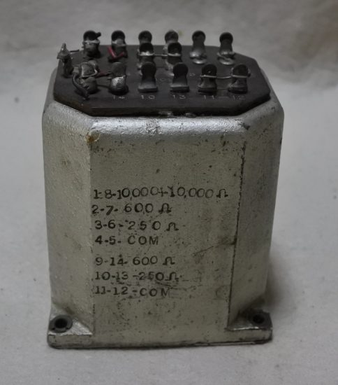 ADC Vintage type Line output transformer ¥66,000