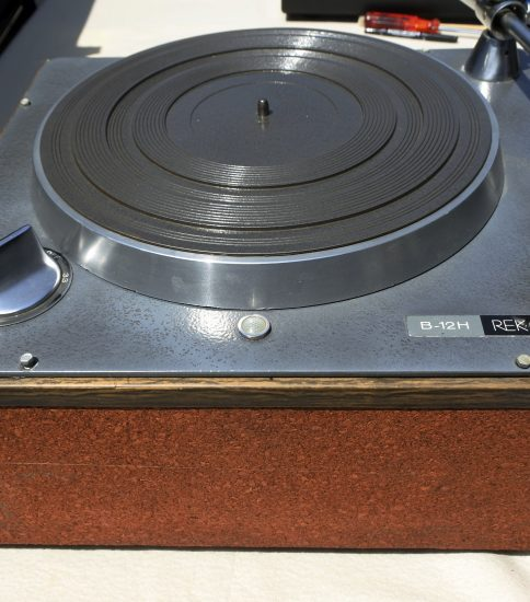 Rek-o-Kut Stereo turn table ¥198,000