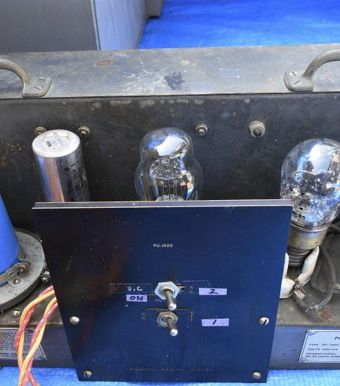 IPC PU1000 DC Tungar Valve Power supply   ¥330,000
