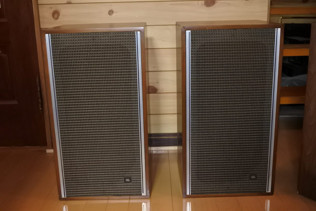 JBL Lancer L44 Speaker systems ¥220,000/Pair