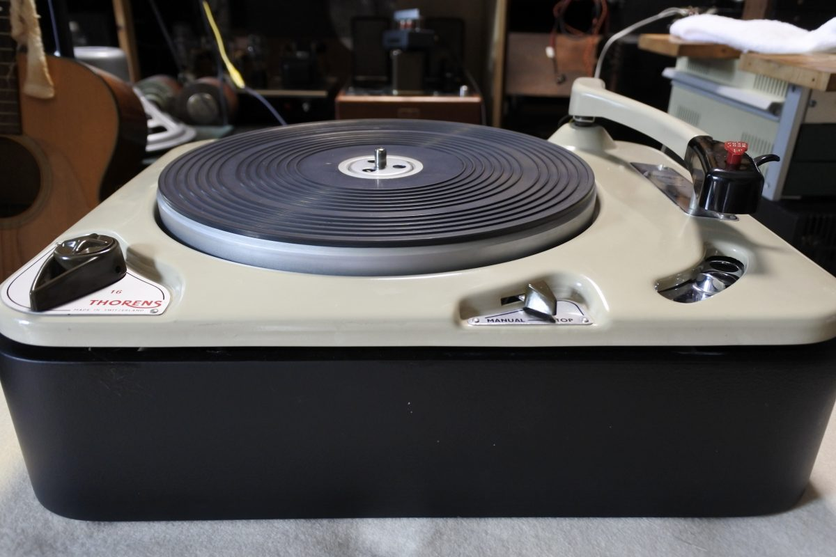 Rare !! Thorens TD-184 Semi automatic LP Player ¥Sold out!!