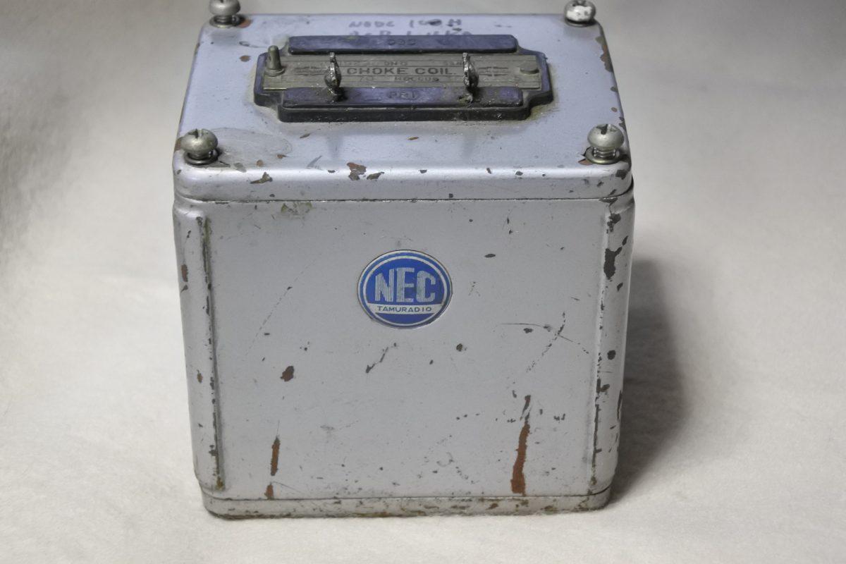 Tamradio/NEC RKS-1024 Choke coil ¥16,200