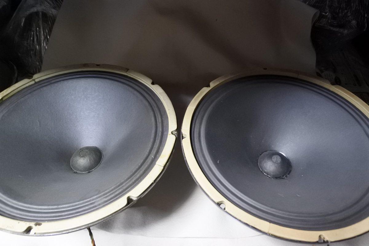 Jensen F15 Field coil speakers ¥248,400/Pair