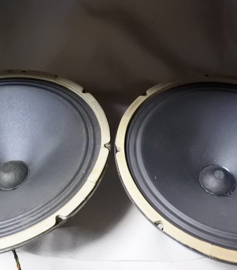 Jensen F15 Field coil speakers ¥248,400/Pair