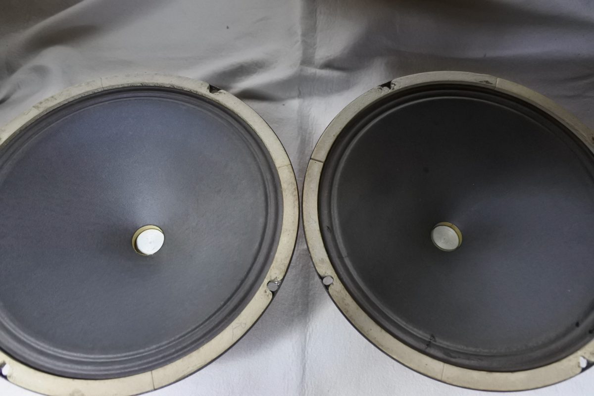 Capehart 81-64 12″(30cm) Field coil speakers ¥165,000/Pair