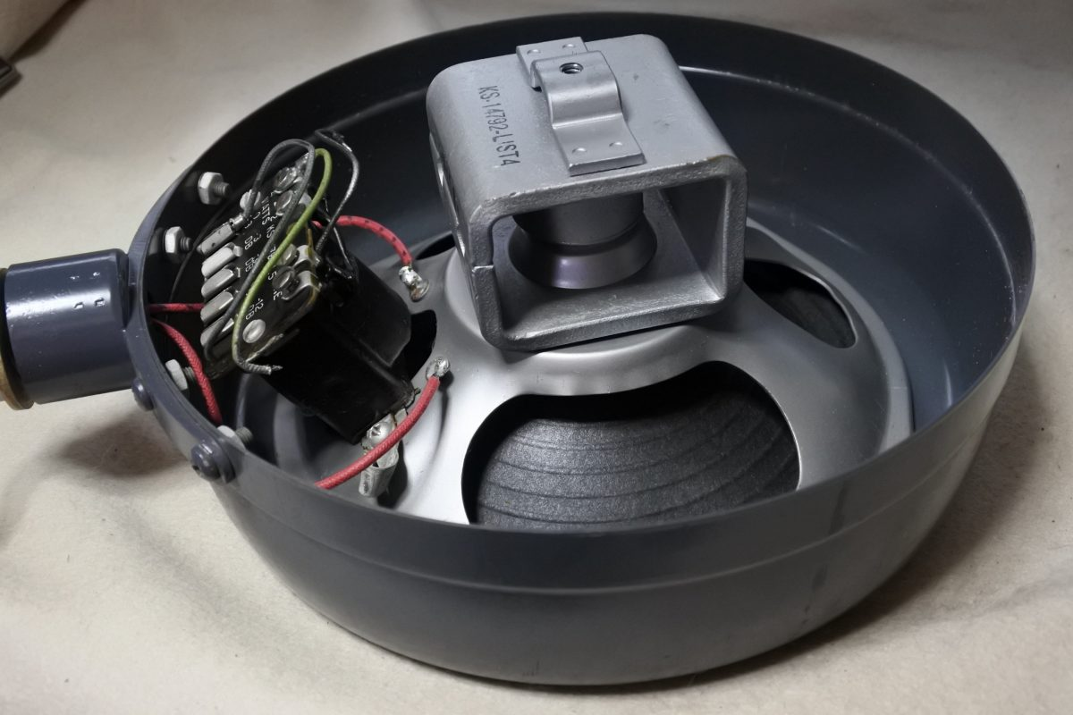Western Electric KS-14792 speaker in cabinet ¥110,000