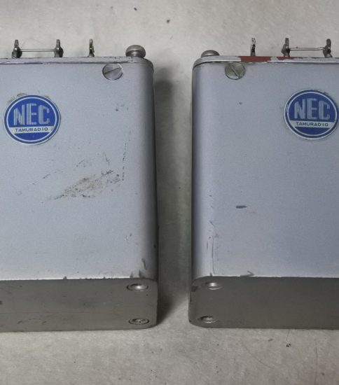 Tamuadio RKS-1049 Line output  Transformers ¥43,200/Pair