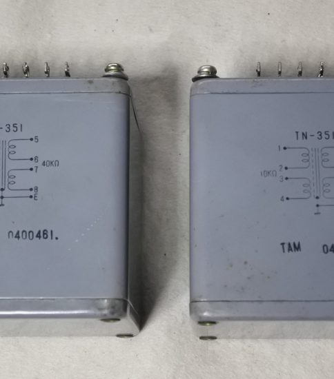 Tamradio TN-351 Interstage Transformers ¥77,000/Pair