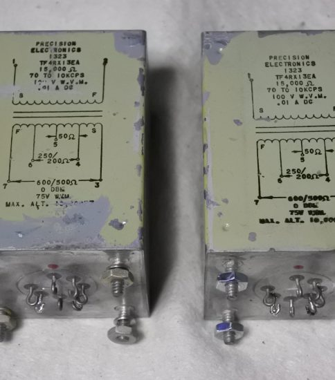 Precision Electronics SE Line output transformers ¥55,000/Pair