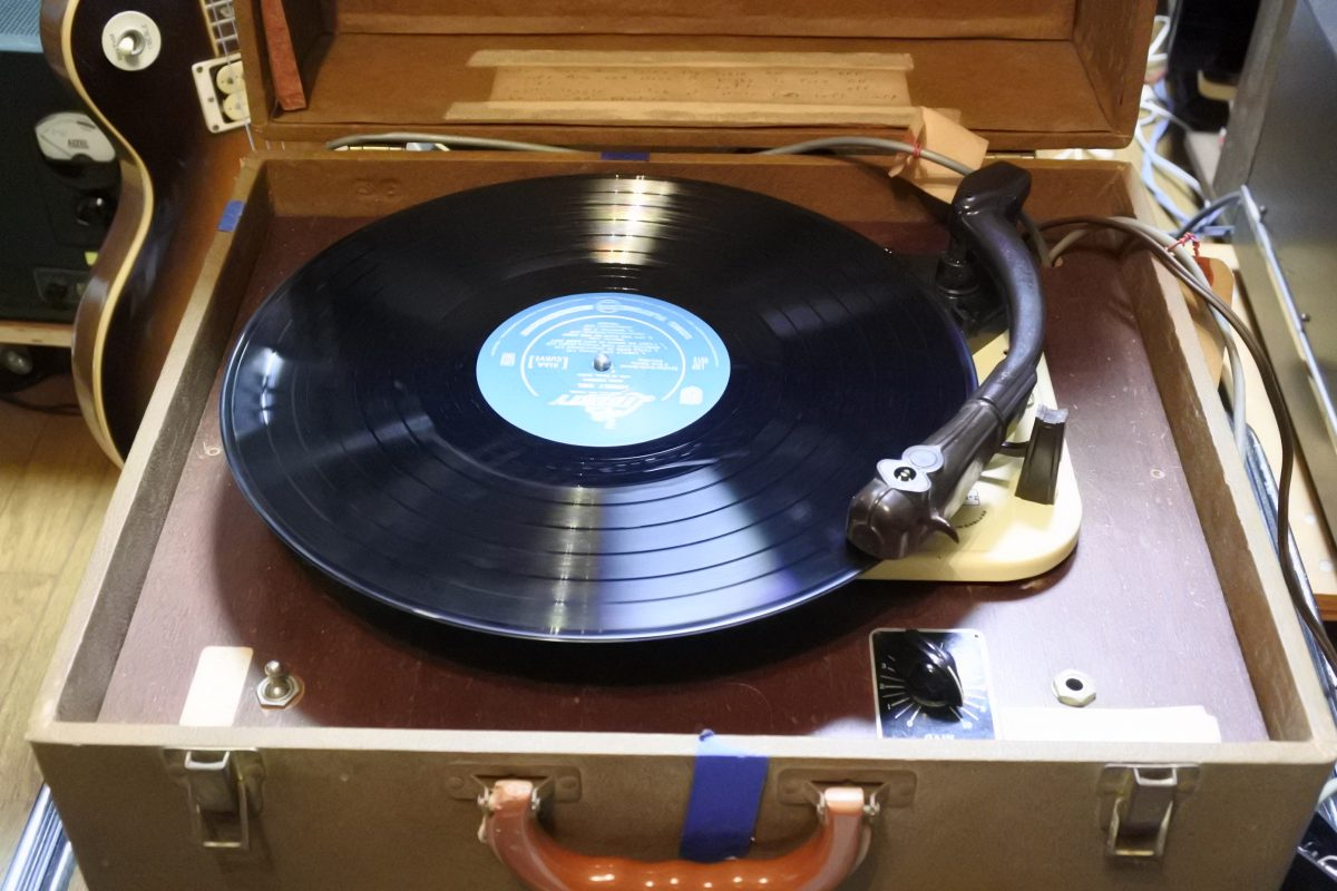 Garrard Automatic LP-Record Player ¥75,600