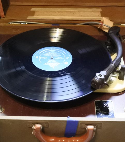 Garrard Automatic LP-Record Player ¥Sold out!!