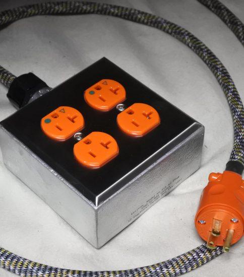 Leviton  AC  Power Box 15A/125V ¥38,500