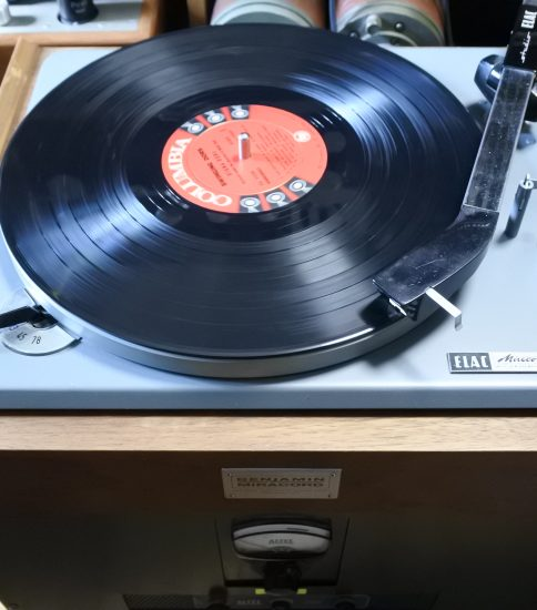Elac Miracord 10 Automatic Record Player ¥Sold out!!