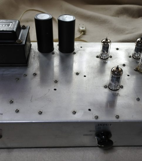 Custom made Stereo Preamplifier ¥Sold out!!