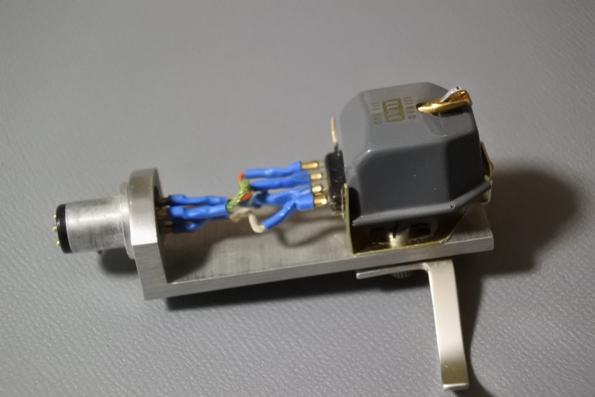 ELAC STS-240 MM Cartridge +   Entre Headshell ¥97,200