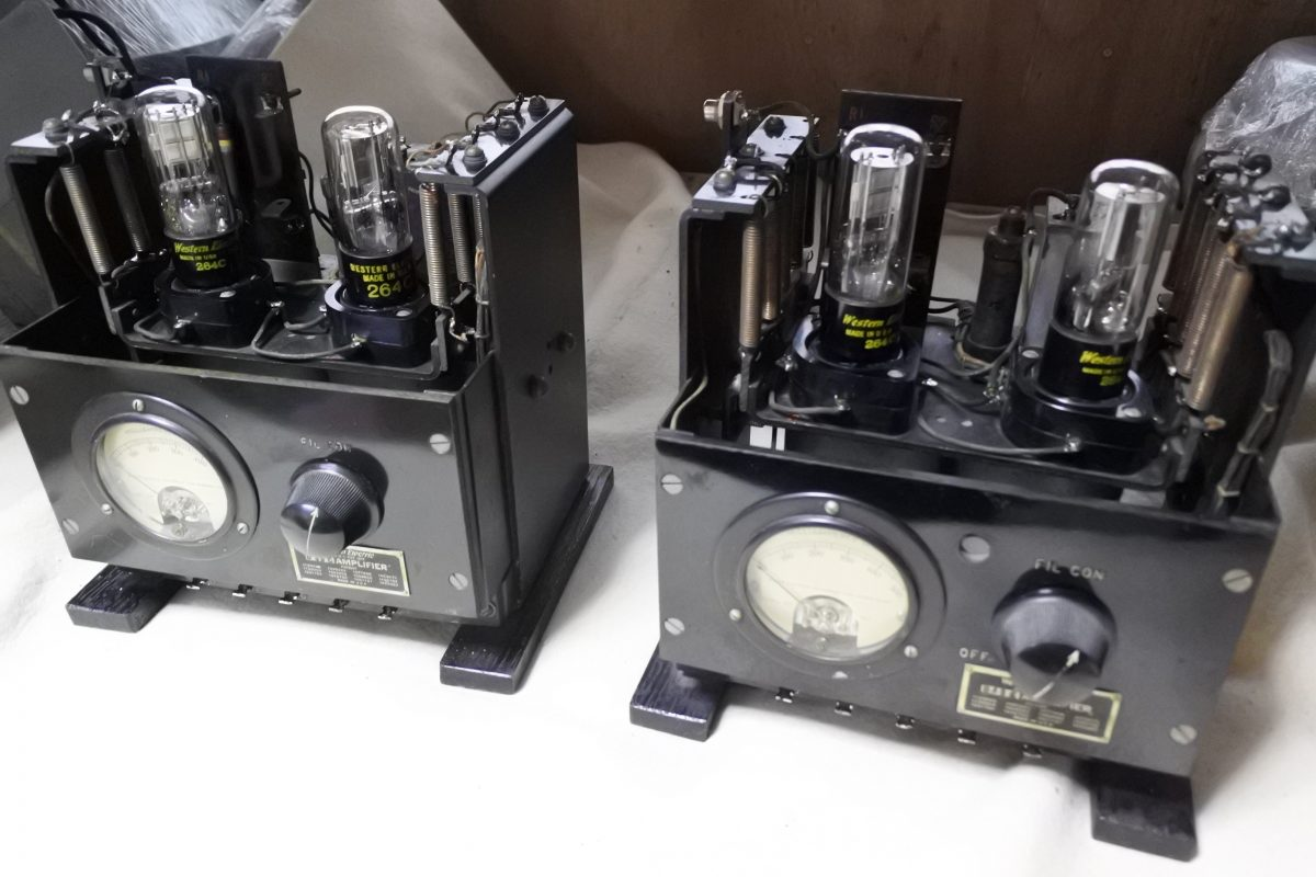 Western Electric 49 Amplifiers ¥Ask!!