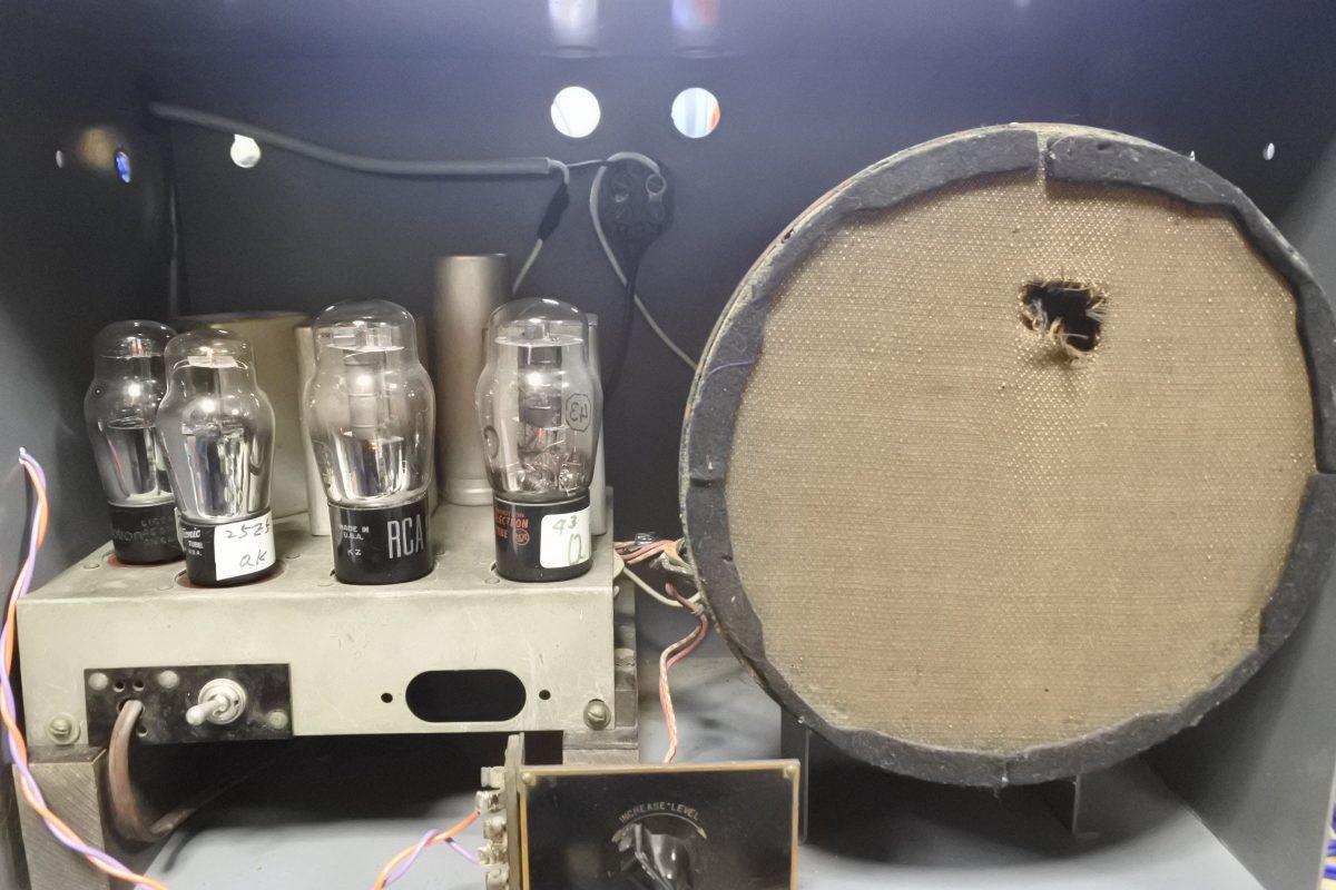 Western Electric TA-4189 FC Speaker & 95A Amplifier in TA-7388 cabinet ¥Ask!!