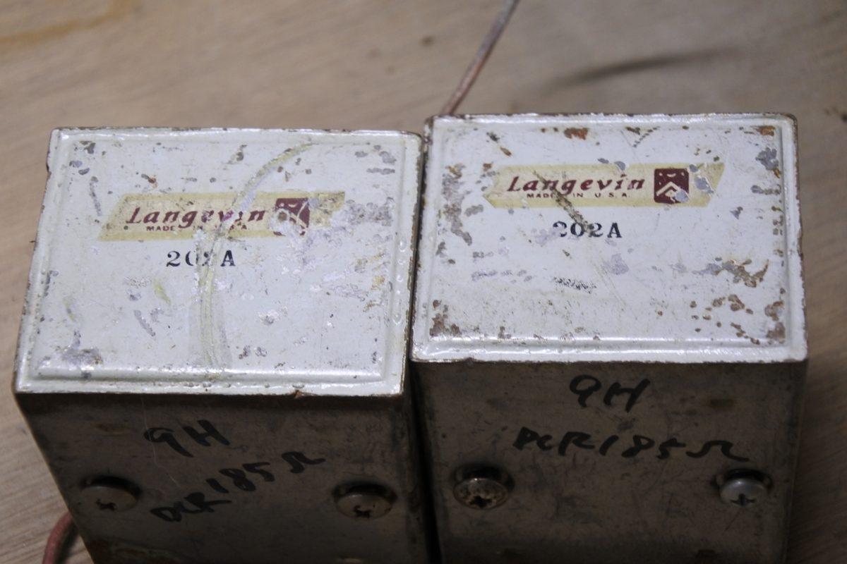 Langevin 202A RET ¥49,500/Pair