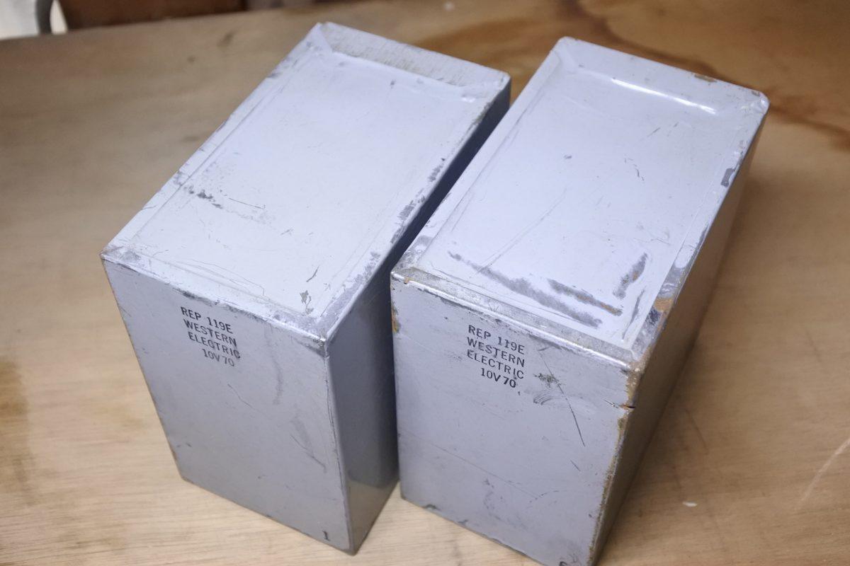 Western Electric 119E REP ¥88,000/Pair