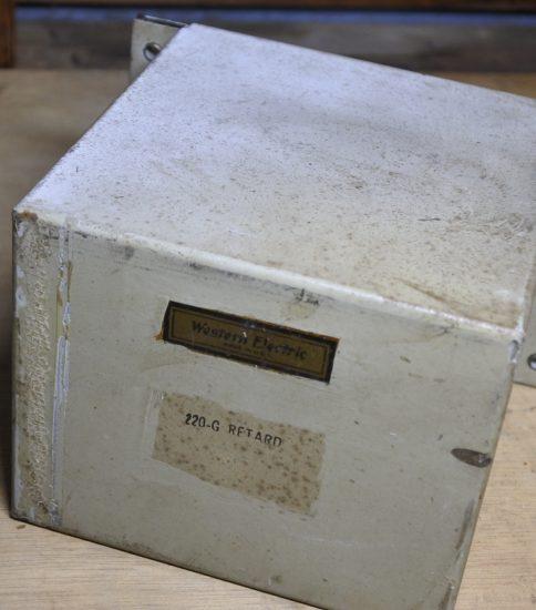Western Electric 220G RET ¥110,000