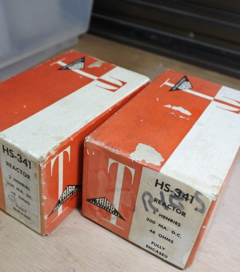 Triad HS-341 RET NIB ¥64,800/Pair