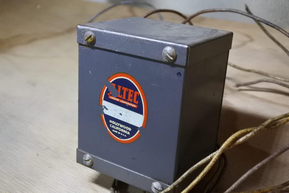 Altec TP-211 Input Transformer RWB ¥88,000