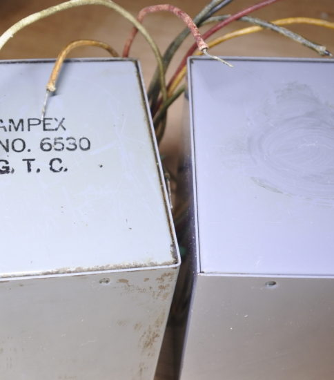 GTC  6530  OPT  for Ampex 6516 ¥99,000/Pair