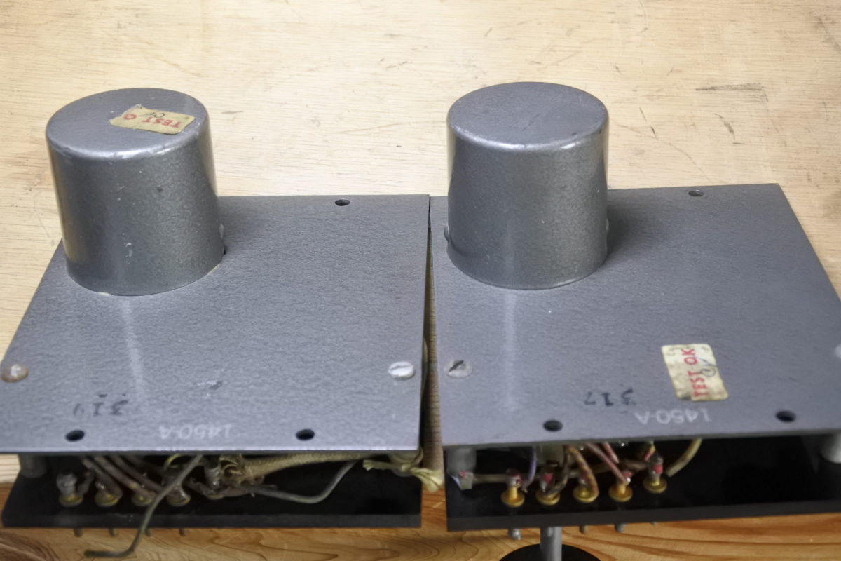 Altec 1450-A Preamplifiers ¥198,000/Pair