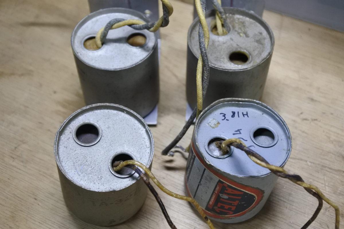 Altec  TA-325  Choke coil ¥16,500/Each