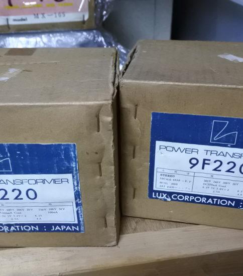 Lux 9F220 PT NIB ¥88,000/Pair