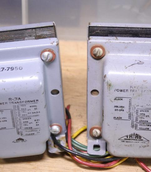 Triad  R-7A  PT ¥33,000/Each