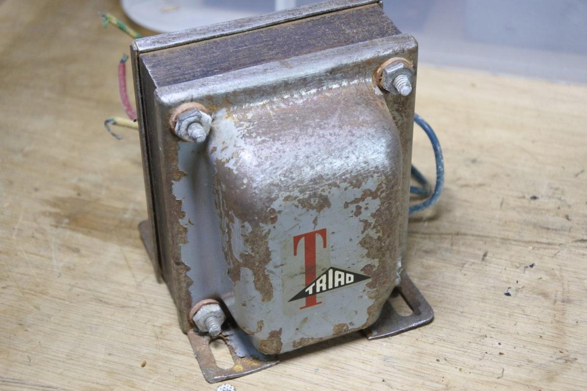 Triad  R-6A PT ¥22,000
