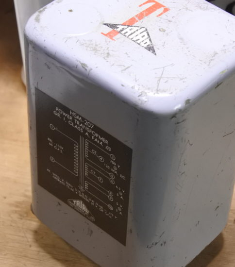 Triad  HSM-207 PT ¥77,000