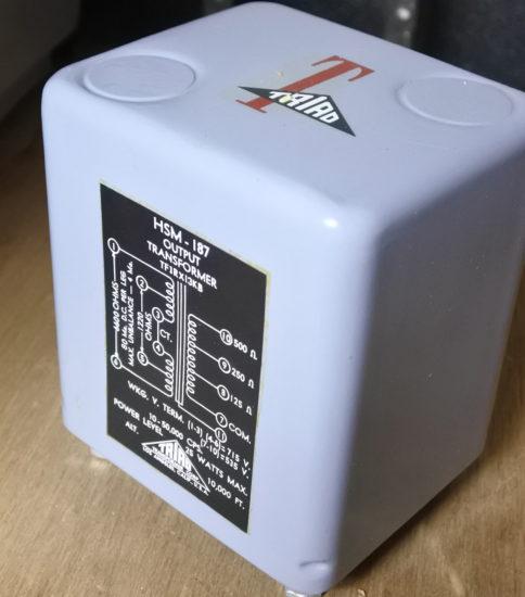Triad  HSM-187 OPT NIB ¥55,000