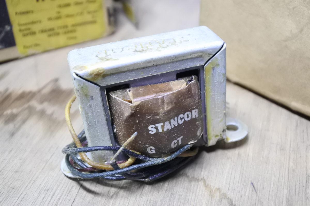 Stancor A-63C IST NIB ¥22,000