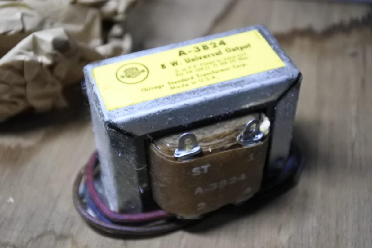 Stancor A-3824 OPT NIB ¥27,500