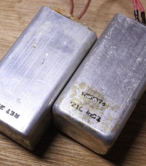 Western electric 221C RET ¥88,000/Pair