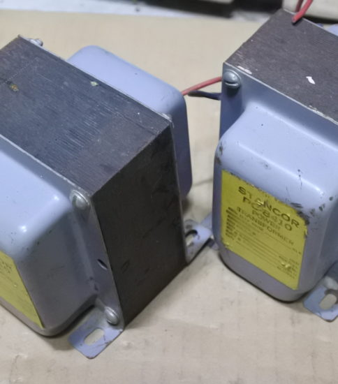 Stancor PC-8410 PT ¥33,000/Each