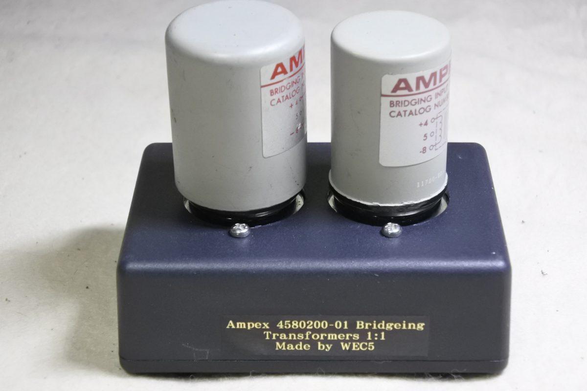 Ampex 4580200-01Input Transfrmers ¥66,000