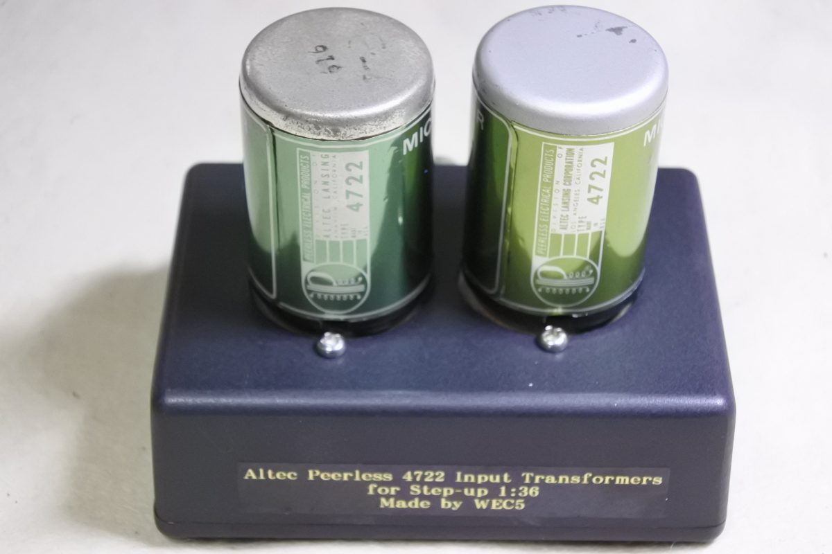 Altec Peerless 4722 Input Transformers ¥Sold out!!
