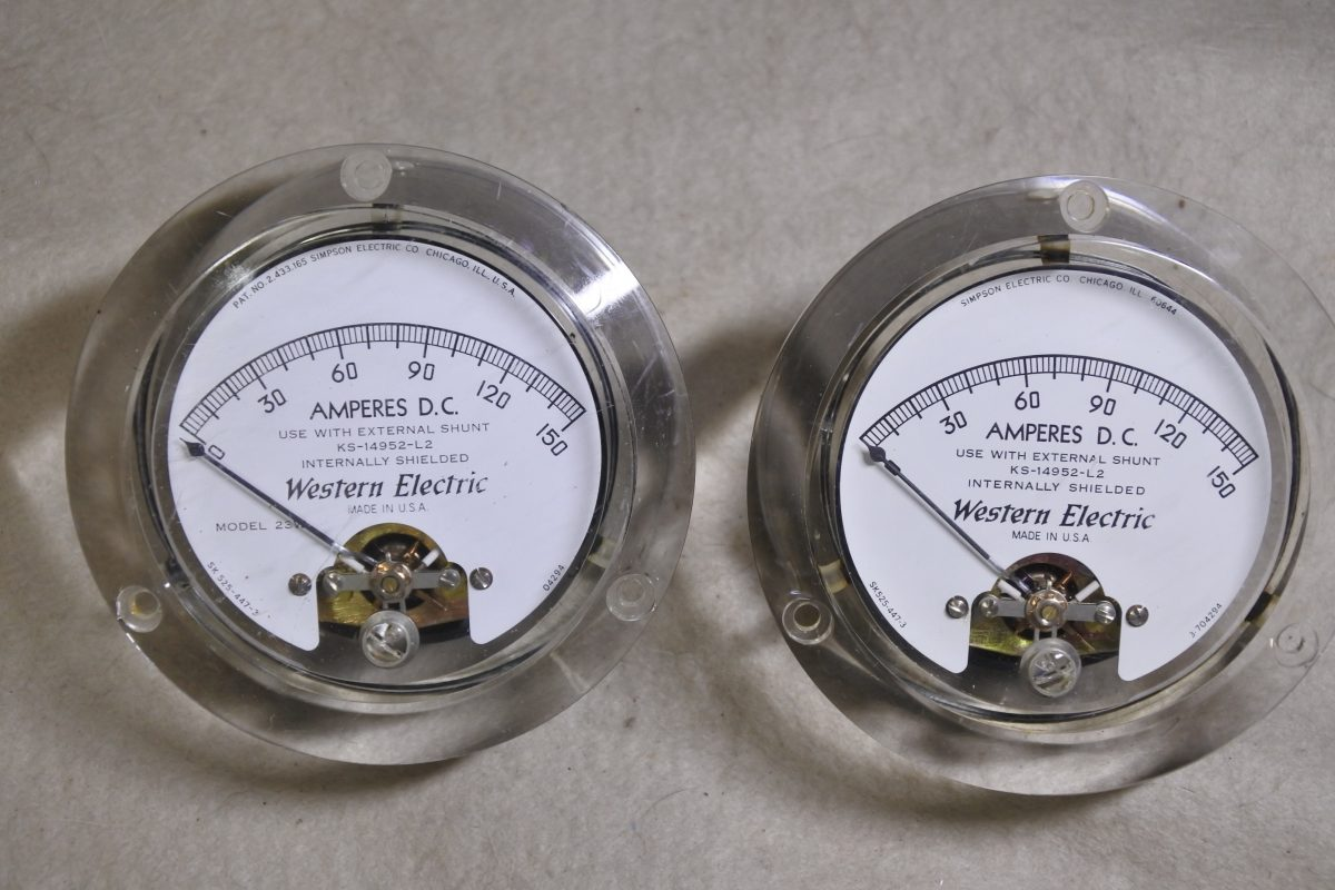 Western Electric Panel mater KS-14952-L2 \33,000/Each