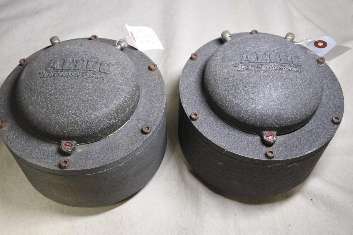 Altec 288B Drivers original diaphragm ¥385,000/Pair